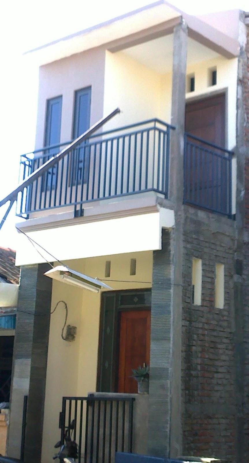 Arsitektur gambar rumah minimalis modern 2 lantai design for Design minimalis modern