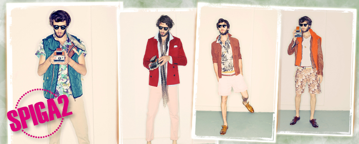 Dolce Gabbana Spiga2 Store latest collection for Mens