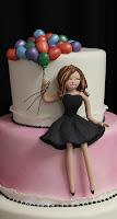 Balloon Lady Figurine4