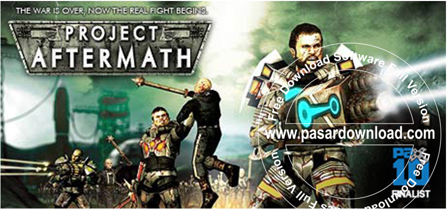 Download Game Project AfterMath Full Version Included Serial