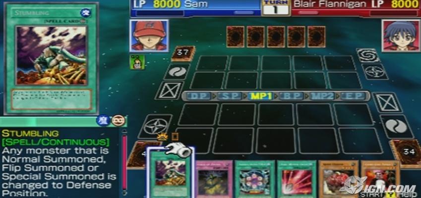 Yu-Gi-Oh! GX Tag Force 2 (PSP) (U)
