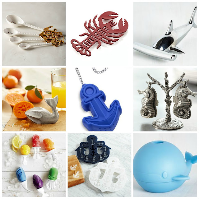 Nautical by Nature | Nautical kitchen gadgets