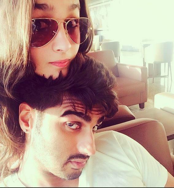 Alia Bhatt and Arjun Kapoor Leaked Private 2 States Photos   Hot ...