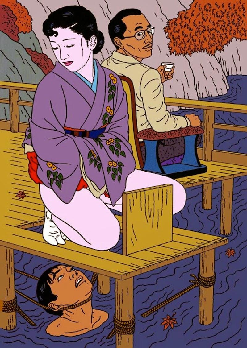 Toshio Saeki (Tokio, 1945)