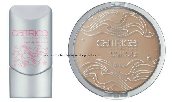 Hip Trip by CATRICE – Satin Blush - hydrating bronzing powder