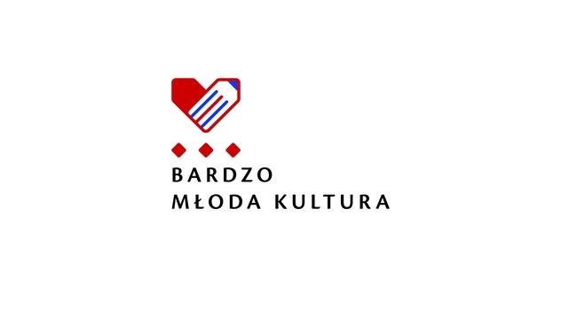 Logo programu Bardzo Młoda Kultura