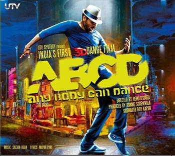 ABCD - Any Body Can Dance - Songs Lyrics and Full Videos