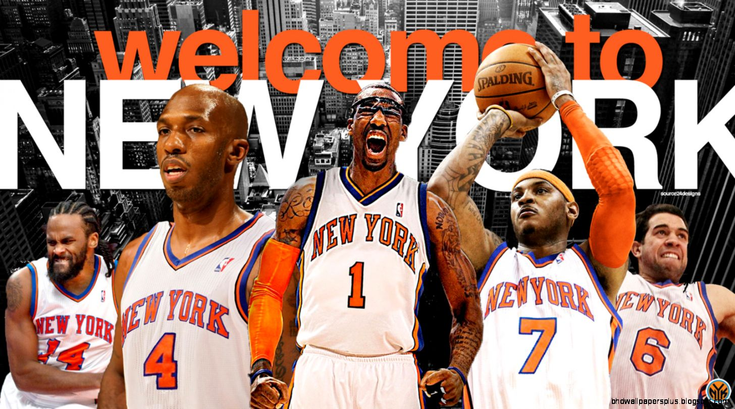 New York Knicks Basketball Team