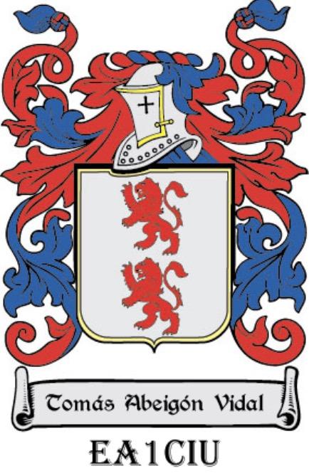 Escudo Heráldico Abeigón