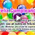 Happy Birthday - Deseo que tengas suficiente Felicidad para endulzar tu vida; suficientes Intentos que te hagan fuerte.