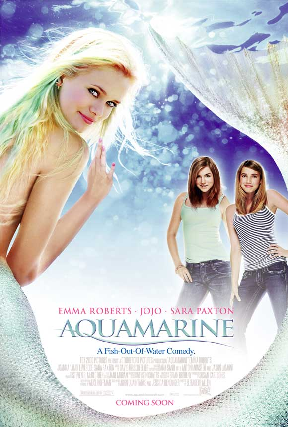 Aquamarine quot is the story of claire emma roberts and hailey joanna