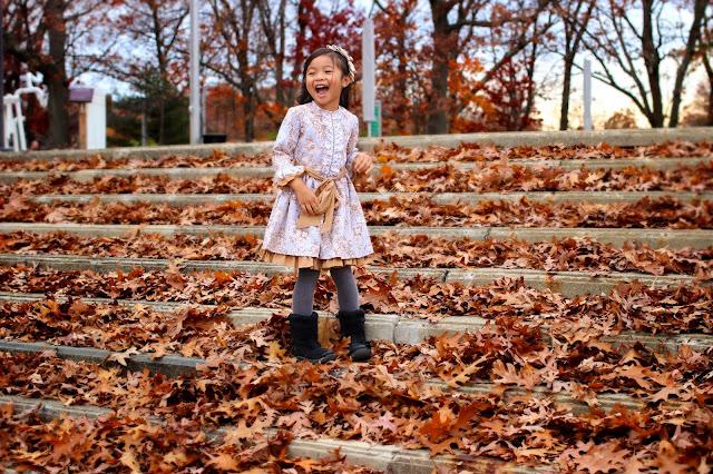 Tartaleta Floral Sash Dress | European Kid's Clothes | Chichi Mary