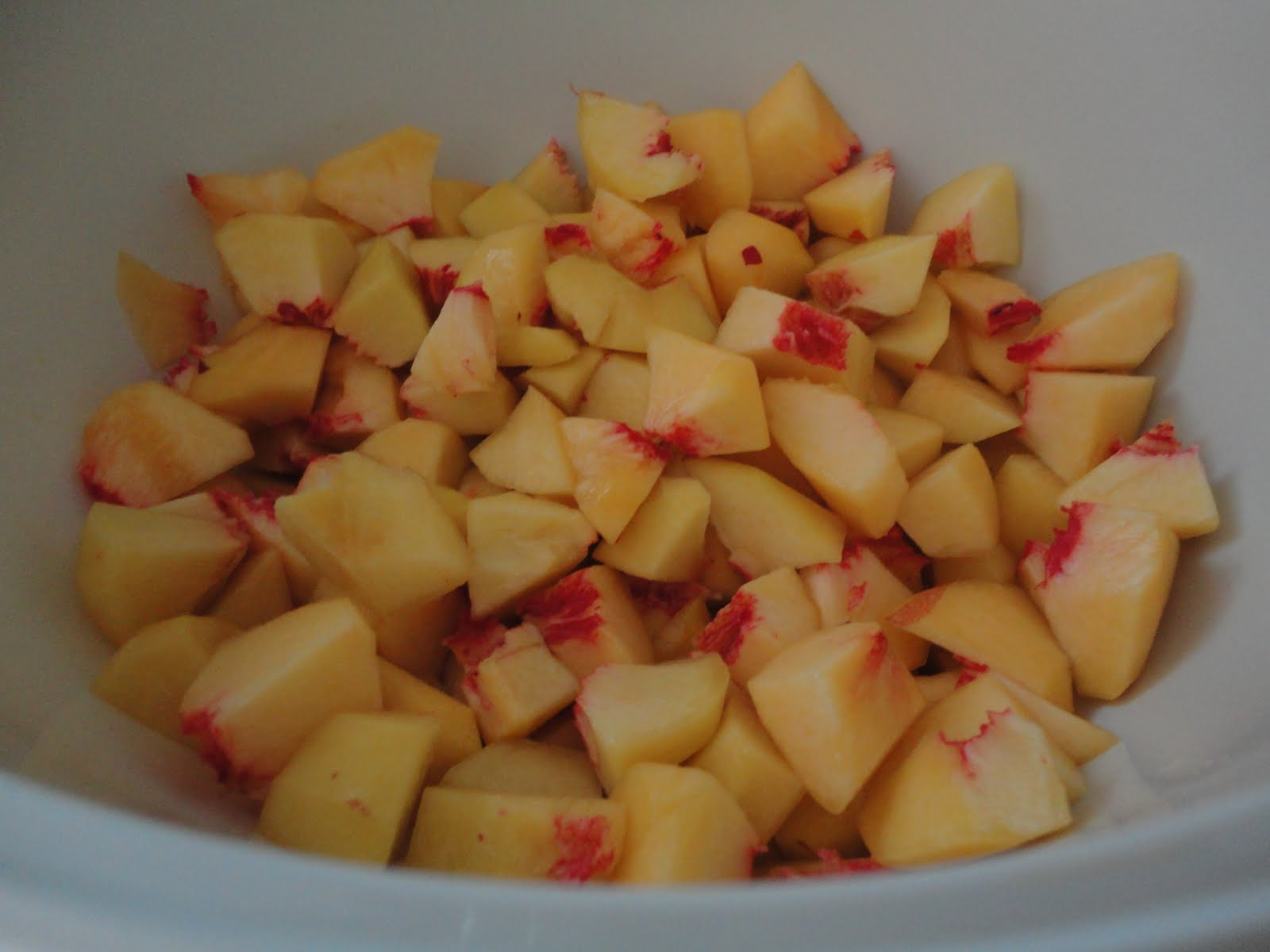 Elmalı Şeftalili Karışık Komposto
