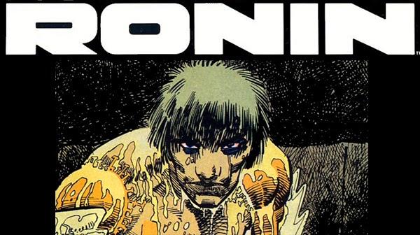 Syfy adaptara el cómic Ronin de Frank Miller