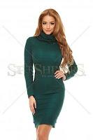 Rochie PrettyGirl Runner Green (PrettyGirl)
