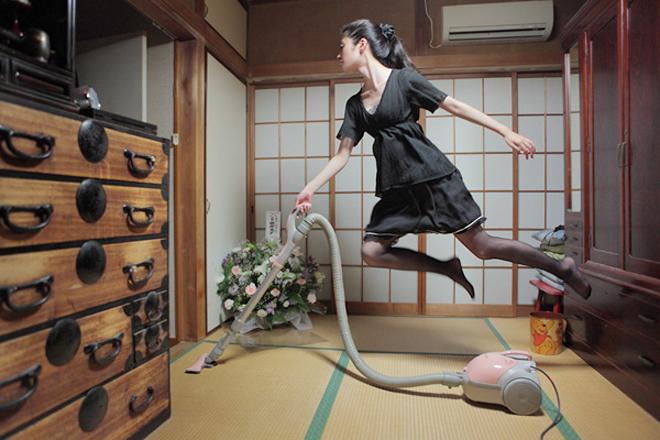 Doctor Ojiplático-Natsumi Hayashi. Levitation