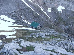 Collado Jermoso ( Picos Europa )