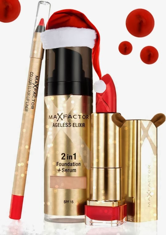 Maquillaje Max Factor