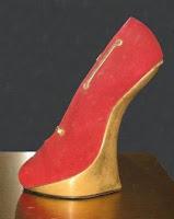 perugia heel-less shoes