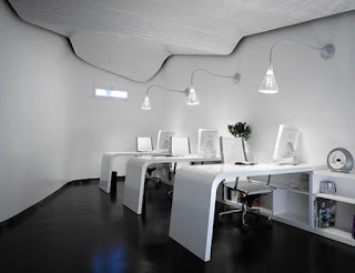 Modern Interior Design For Office Photo