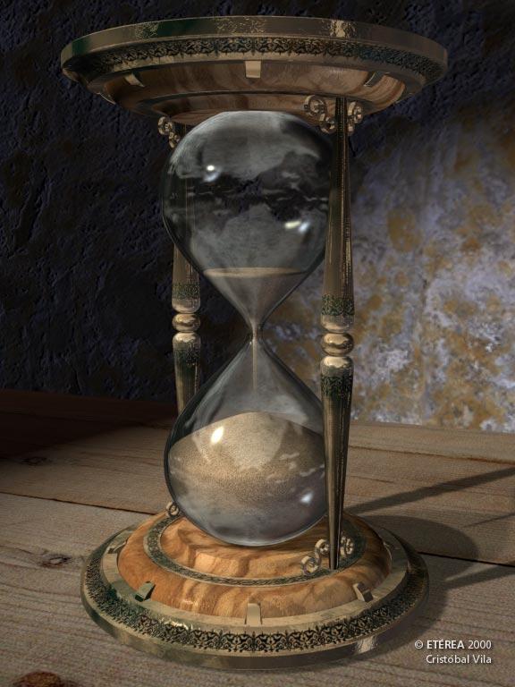 Mi caja de bombillas un reloj de arena por favor for Fotos de reloj de arena