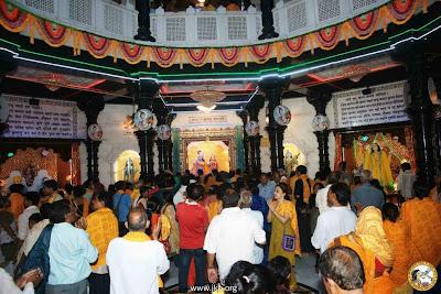 Guru Poornima 2013 with Kripalu Maharajji