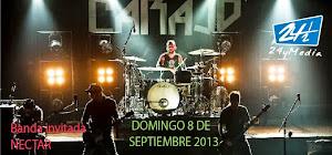 CARAJO EN POSADAS!!! DOMINGO 8 DE SEPTIEMBRE 2013
