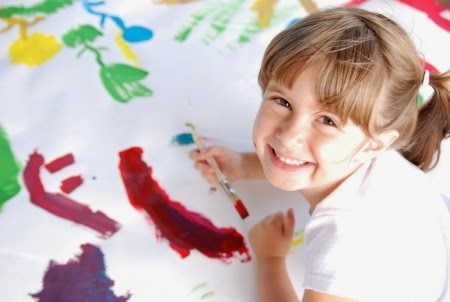 tips ajar anak kenal warna