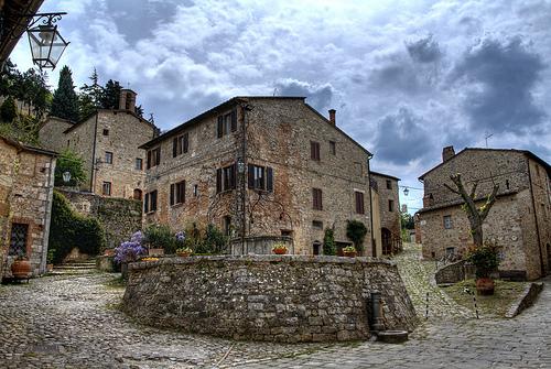 Rocca d'Orcia, Castiglione d'Orcia