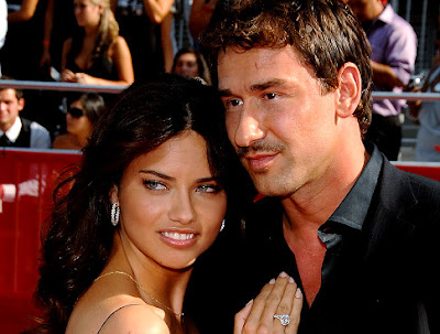 adriana lima husband Adriana Lima Husband Marko Jaric