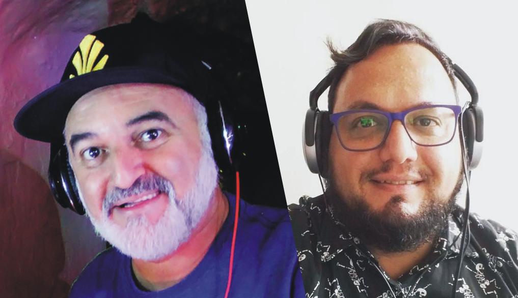 CONHEÇA NOSSOS DJ'S