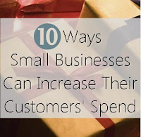 How Small Businesses Can Increase Their Customers' Spend