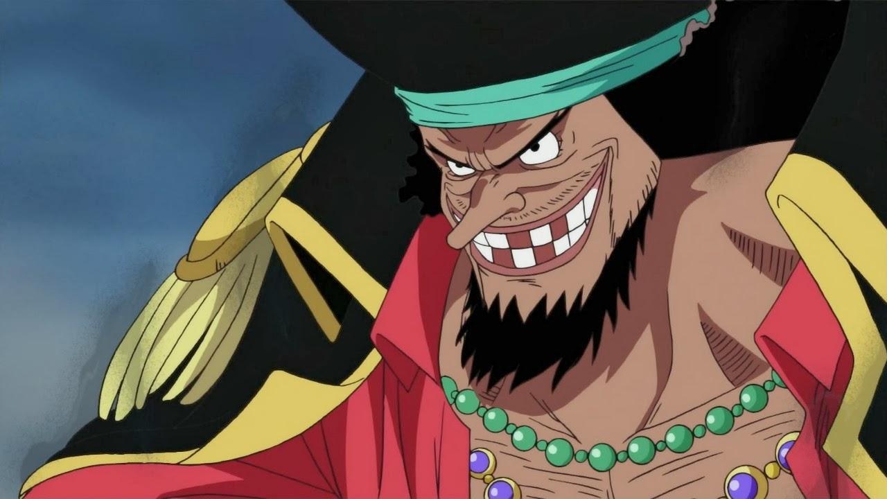 Blackbeard (Marshall D. Teach)