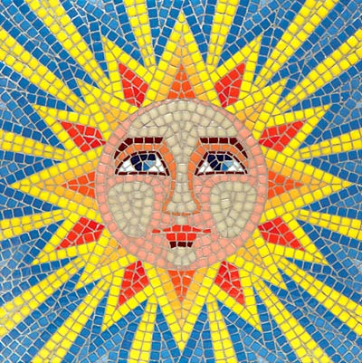 Mosaic Art Sun Www Pixshark Com Images Galleries With