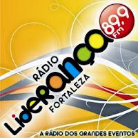 Rádio Liderança FM de Fortaleza ao vivo
