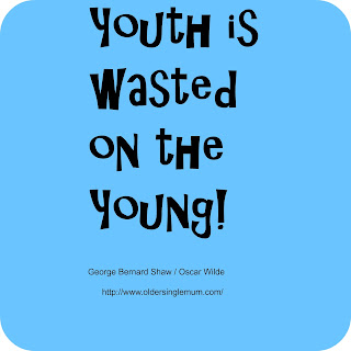 youth is wasted on the young, oscar wilde, george bernard shaw,
