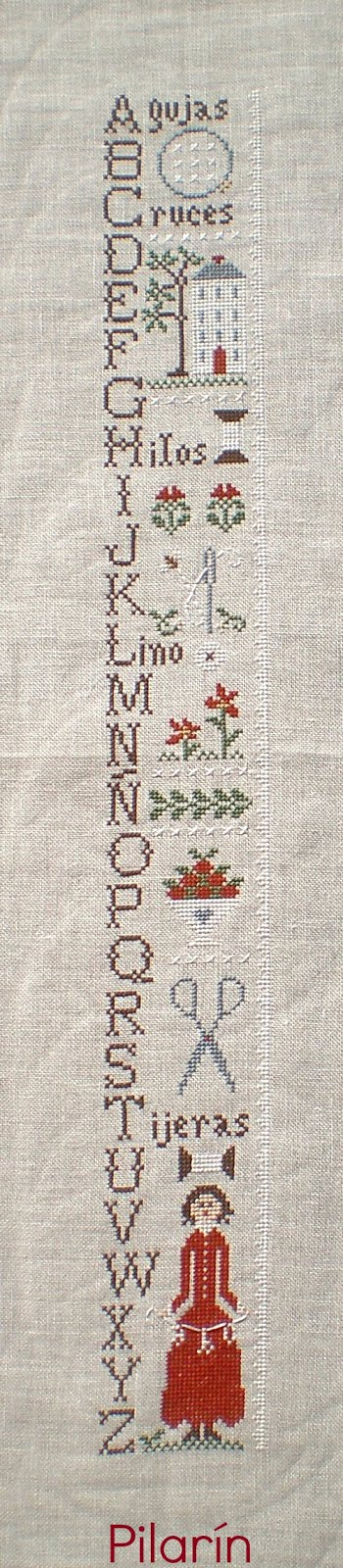 LHN - Needlework ABC's