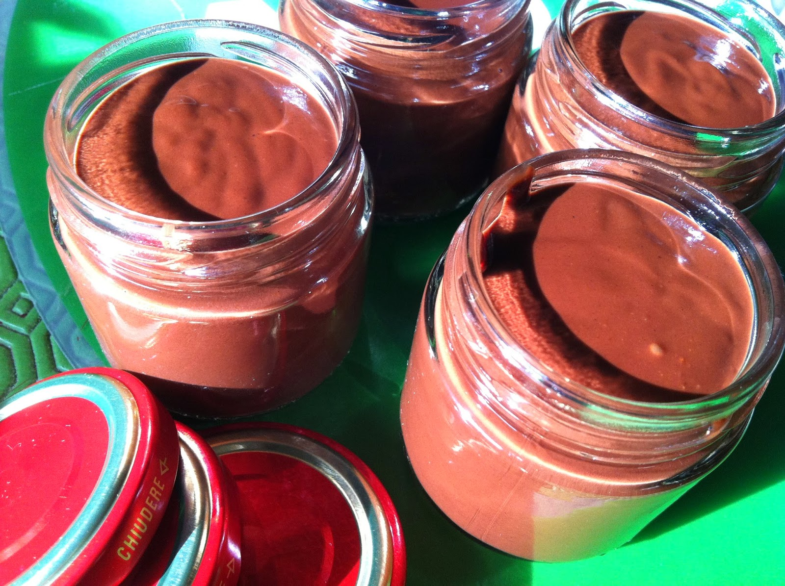 crema cioccolatino fondente con mandorle e arancia