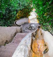 Vodní kanály v Alhambře