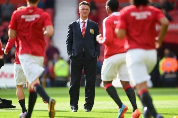 Van Gaal Mahu Kekal Bersama 'Cinta Baharu', info sukan, bola sepak, Man united, Louis Van Gaal,