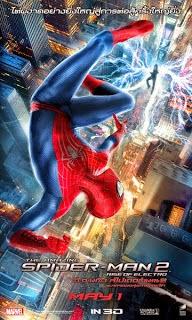 [ดูหนัง HD ออนไลน์ ภาพมาสเตอร์] The Amazing Spider Man 2 ผงาดจอมอสุรกายสายฟ้า [พากย์ไทยโรง]