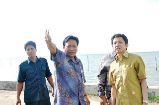 Spekulan Tanah Pelabuhan Gentayangan, Sambari Warning Kades