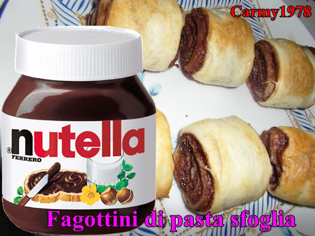 fagottini-con-nutella