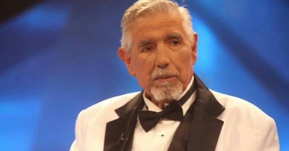 Rubén Aguirre, o Professor Girafales, é hospitalizado na Cidade do México