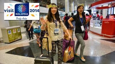 Visa Percuma 3 Bulan Kepada Pelancong China