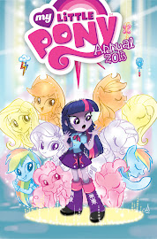 MLP Andy Price, Tony Fleecs Comics