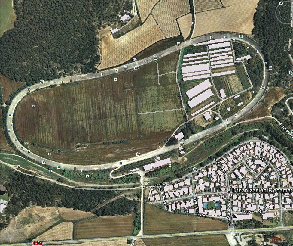 Circuito Terramar : Derecho al averno circuito de terramar el º más antiguo