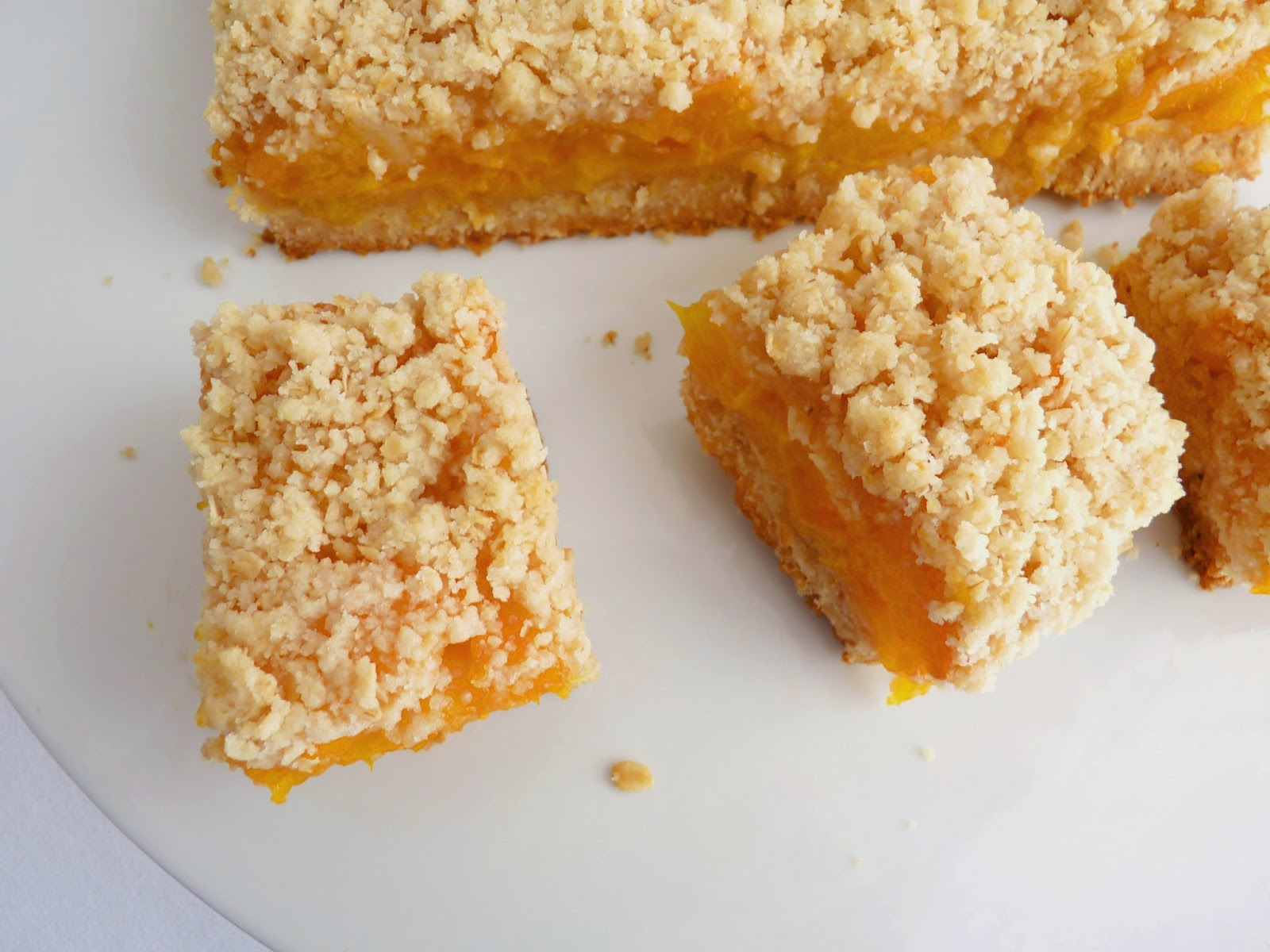 :pastry studio: Apricot Oatmeal Bars