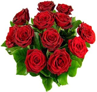 Dodici rose rosse con sorpresa