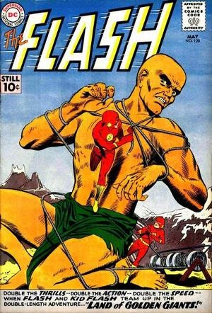 The Flash #120 image picture